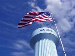 Dacono Flag Tower